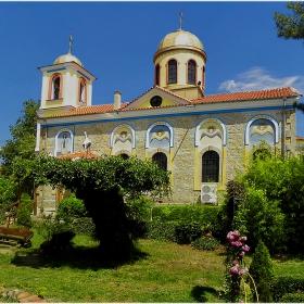 """Църквата """"Св. Пантелеймон"""" (1889 г.)!"""