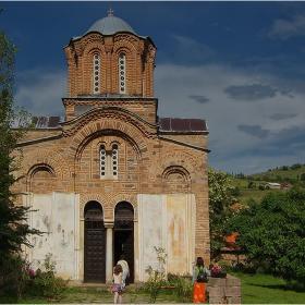 """Манастирската църква """"Св. Архангел Михаил""""!"""