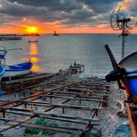 Сутрешен рибарлък