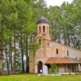 Църква в село Гела.