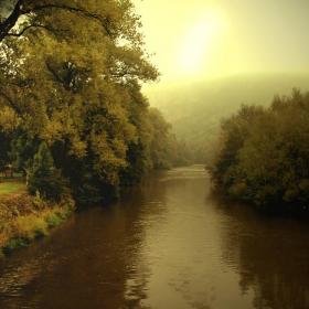 В един приказен свят, където реката е шоколадова, а клончетата на дърветата - захарни!