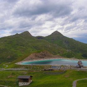 Алпите - Язовир