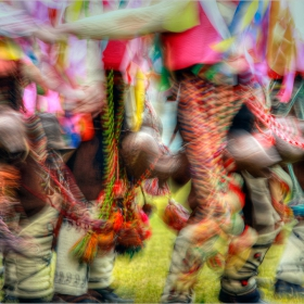 Танцът на хлопатарите