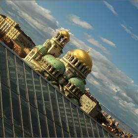 И отново по Софийските покриви