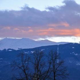 Поглед към Черни връх - 17ч22м  тази вечер