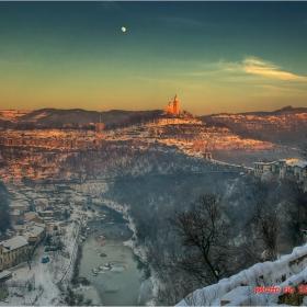 Старопрестолна зимна привечер...