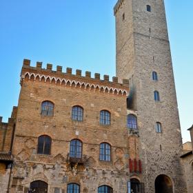 Palazzo comunale San Gimignano.