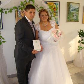Булката и младоженникът