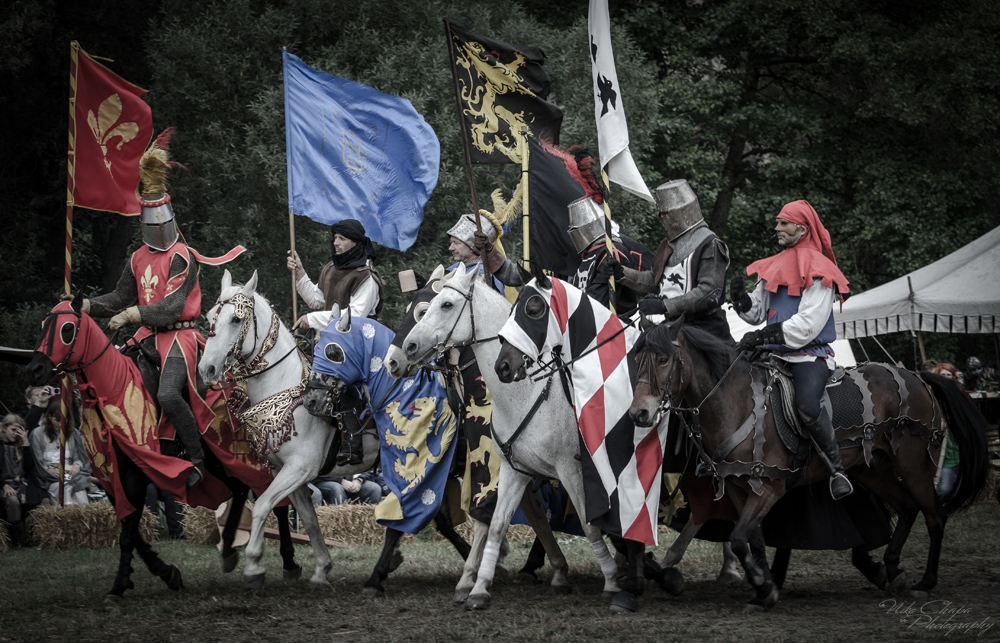 Цялото Кралско войнство