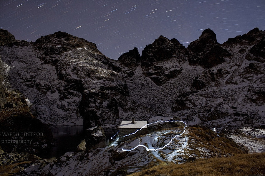 Заслон Страшното езеро, Прекоречки циркус, Рила планина