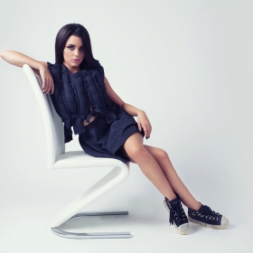 Актрисата Каролина Братанова с фотосесия от www.apertura.bg