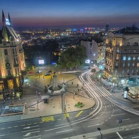 Нощен Београд