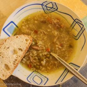Консервена супа Владимиров