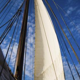 A.J. Meerwald Tall Ship