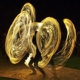 Огнени танци