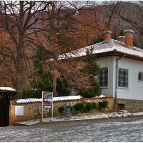 Снежец в Бояна