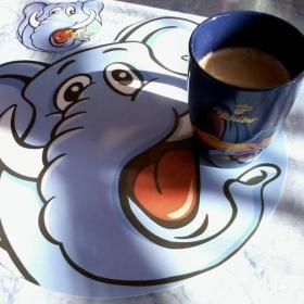 Кафе с усмивка :)