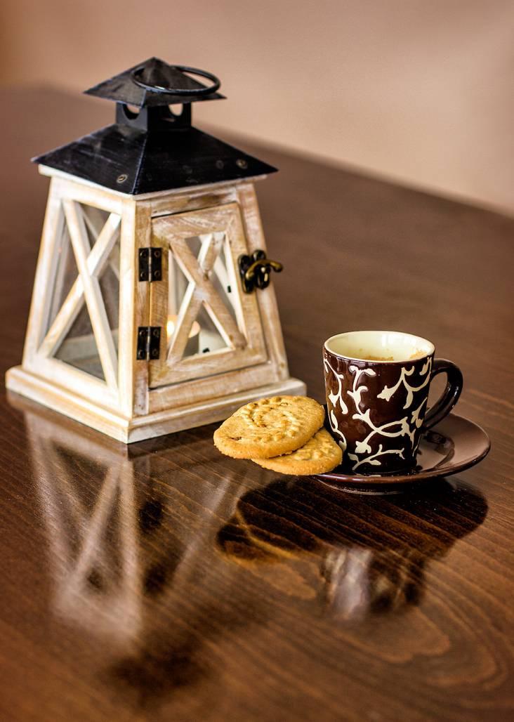 Кафето...моята сутрешна светлина
