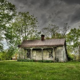Къщата на баба Яга...нейде из Северна Каролина...
