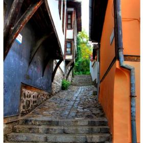 Пловдивска уличка