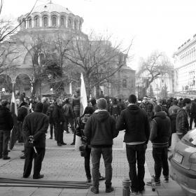 Луков марш в София