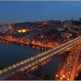 Ponte de D. Luis - Порто