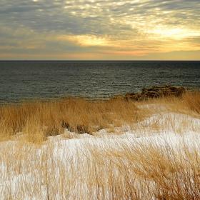 Зимното море...