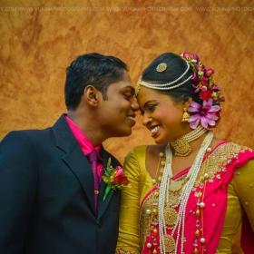 Сватба в Шри Ланка
