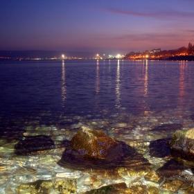Привечер в залива