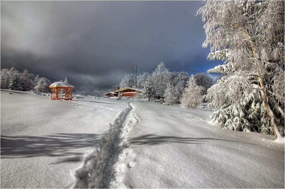Зимата, която си отиде