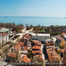 Панорама от град Варна