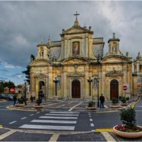 Mdina - St. Paul's Church