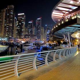 ДУБАЙ 4-Dubai Marina