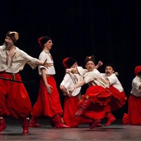 Национален ансамбъл за танци на Украйна