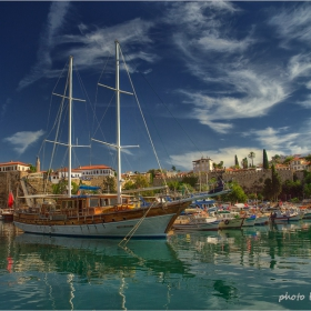 Antalaya Old Town (Kaleici) - The port...2