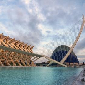 Валенсия - градът на изкуствата и науката