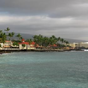 Дворецът на King Kamehameha- Kona