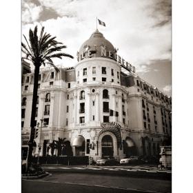 Le Negresco Hotel - Nice Côte d'Azur