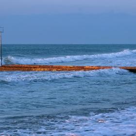 Морето в Lido di Jesolo