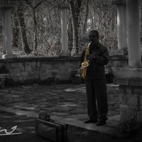 Саксофонистът