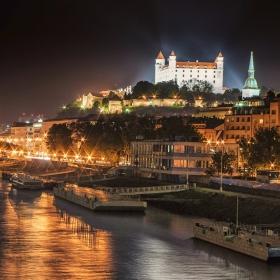 Край Дунав....