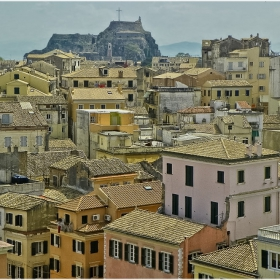 Corfu - the old town!