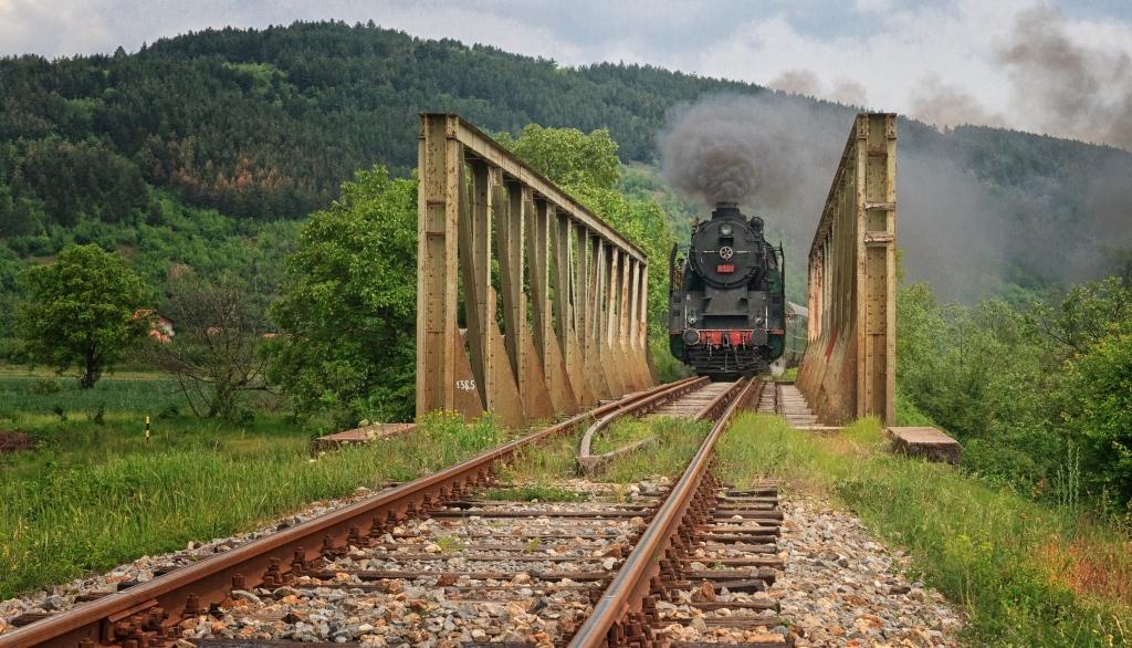 Влак № 01.23  :)