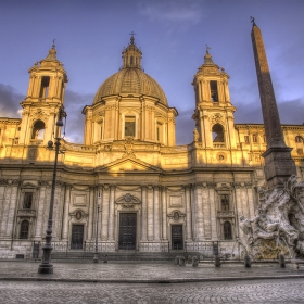 Roma Morning (Navona)