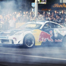 Red Bull Car Park Drift 2013 - Bulgaria