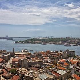 Истанбулска гледка