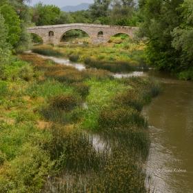 Мост на р.Белица в гр.Дебелец