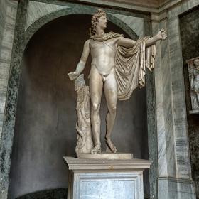 Разходка из Ватикана: Аполон Белведерски
