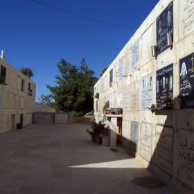 Христинско гробище във Витлеем