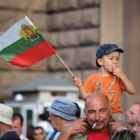Малките протестиращи (3)